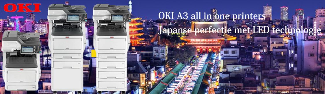 OKI A3 printer