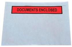 Paklijstenvelop A6 met tekst doos van 1000 stuks
