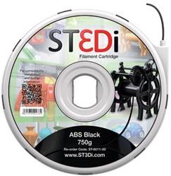 ST3Di Cartridge ABS 750G zwart voor St3di Printer