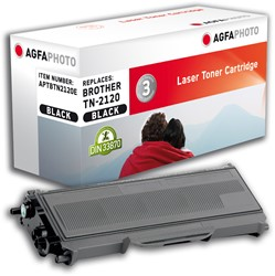 AGFA Photo toner Brother TN2120 HL2140 2600pages black