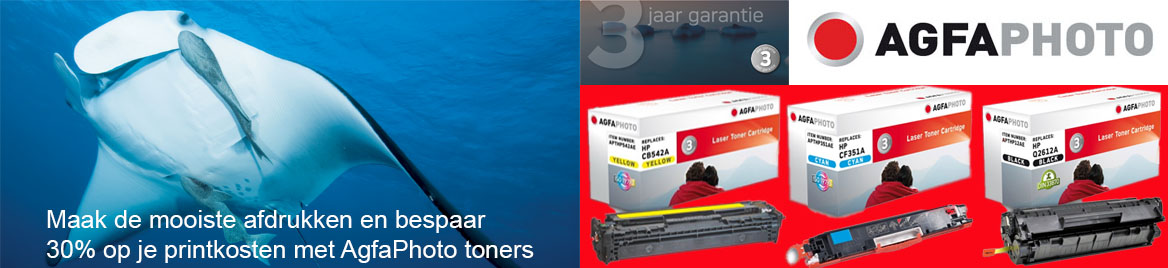 AgfaPhoto compatible toner