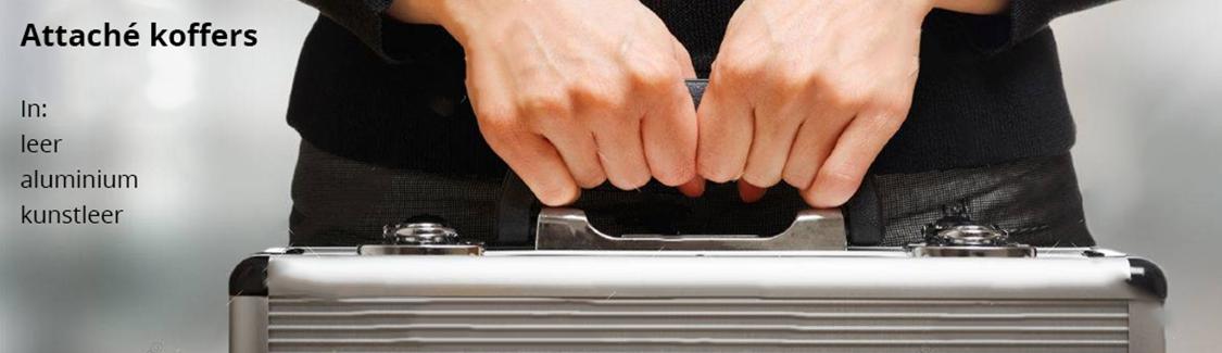 Attache koffer laptoptas computertas