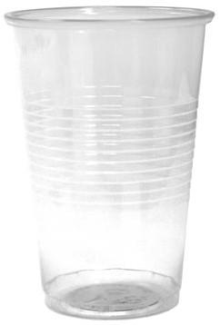 Huhtamaki drinkbeker transparant uit PP 200 ml 100 stuks
