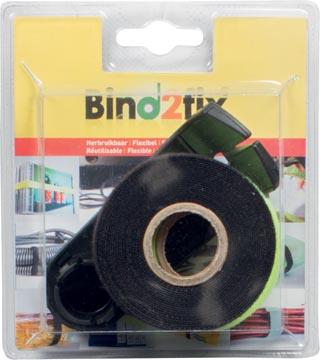 Set klittenband Bind2Fix, inclusief 2 rollen