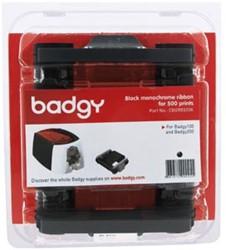 Lint zwart (500 prints) voor Badgy 100 & Badgy 200