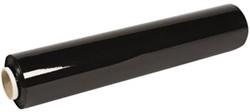 Krimpfolie zwart 17 micron 300mx40cm