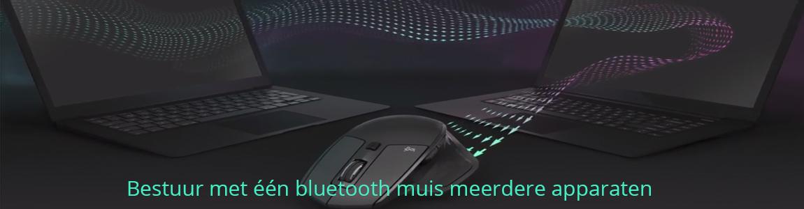 Bluetooth muis