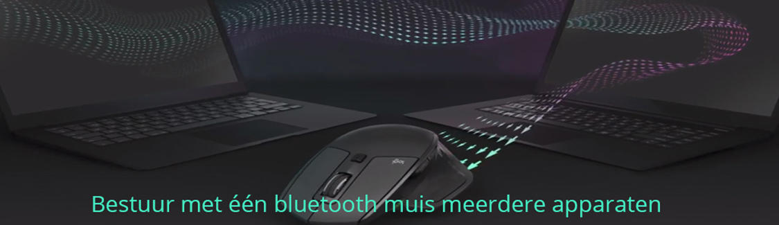 Bluetooth muis