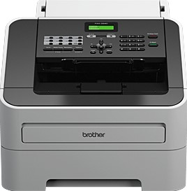 Brother Laserfax 2940 met printfunctie