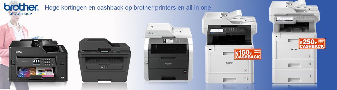 Brother printer aanbiedingen