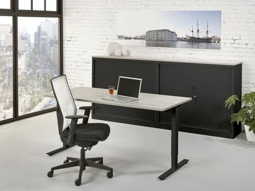 Bureau voor kantoor proline tendenz wit wit bij pro office
