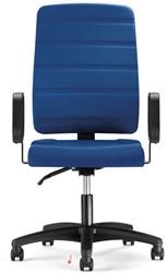 Bureaustoel Prosedia Yourope 4451 plus 3 basic hoge rug