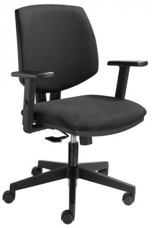 goede bureaustoel proline basic zwart bij pro office