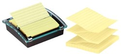 Post-it Z Notes millenium dispenser, zwart, ft 11,9 x 43,2 mm