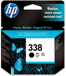 HP 338 inktcartridge C8765E1 zwart