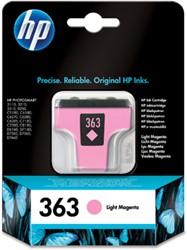 HP 363 Inktcartridge C877EE licht magenta