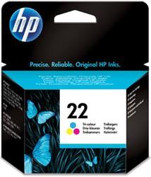 HP 22 inktcartridge C9352A kleuren