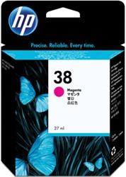 HP 38 Inktcartridge C9416A magenta