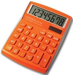 Citizen Allrounder bureaurekenmachine CDC-80 oranje