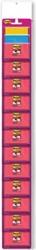 Post-it Super Sticky Notes clipstrip van 24 x ref. 3432S3P