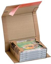 Wikkelverpakking Colompac 14,7 x 12,6 x 5,5 cm bruin pk/20