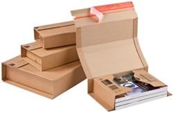 Wikkelverpakking Colompac 33 x 27 x 8 cm bruin pk/20