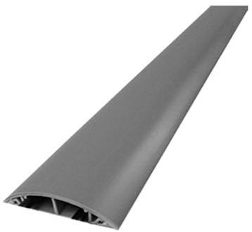 Viso kabelgoot grijs 2 meter PVC