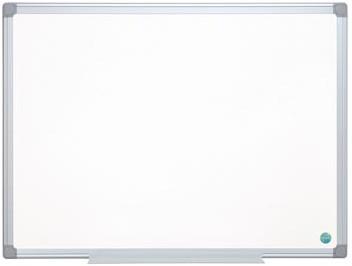 Whiteboard 90x120cm Bisilque Earth-it keramisch staal