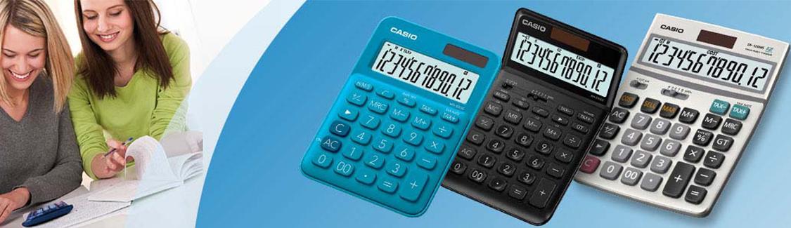Casio rekenmachine