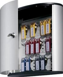 Durable sleutelkastje Key Box voor 18 sleutelhangers, ft 302 x 280 x 118 mm