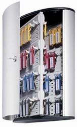 Durable sleutelkastje Key Box voor 72 sleutelhangers, ft 302 x 400 x 118 mm