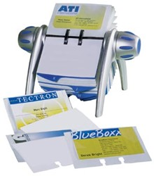 Rolodex Durable Flip Vegas Telefoon Repertorium