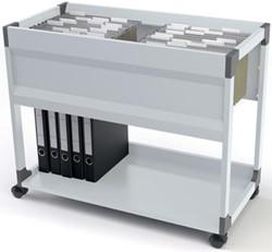 Durable Hangmappenwagen Multi met legplank
