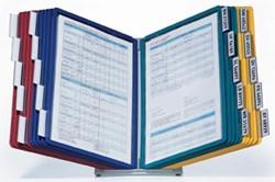Bureaustandaard Durable Vario met 20 showtassen