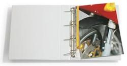 Durable Filefix® voor ft A4, ft 295 x 25 mm, 250 stuks/zakje
