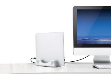 Laptopstandaard Aluminium max 15,6 inch