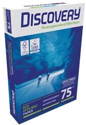 Discovery papier 75 gram A4 pak 500 vel