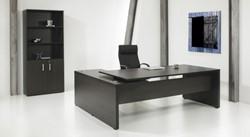 Luxe directiebureau Darkwood XTR 230x172cm