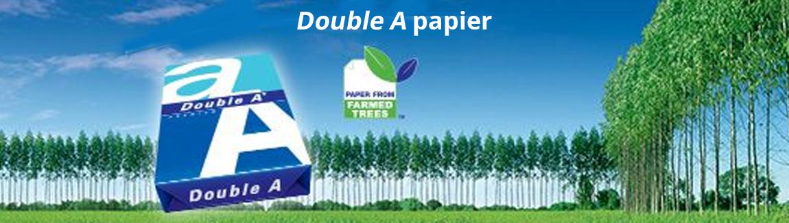 Double A papier