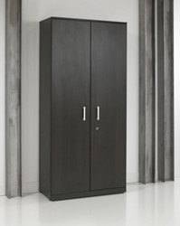Houten archiefkast XTR Darkwood 200 x 90 x 42 cm