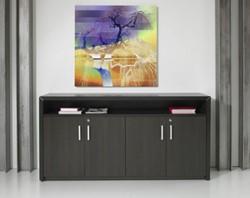 Kantoor dressoir Darkwood XTR 92x180x45cm