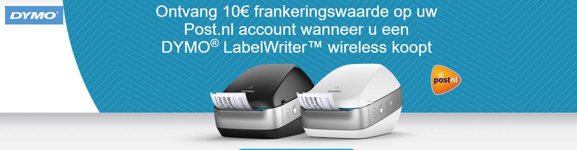 Dymo labelwriter wireless