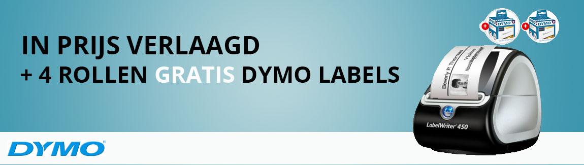 Dymo labelwriter 450 actie