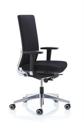 Bureaustoel voor rugklachten Köhl Anteo Alu Slimline met Air-Seat