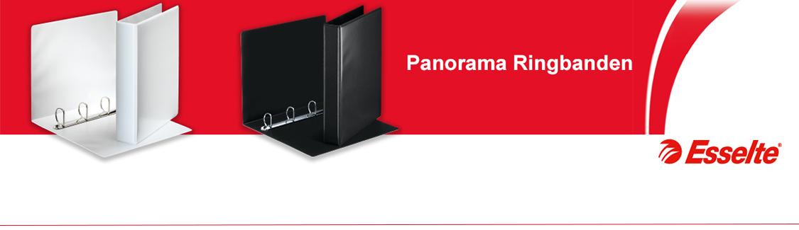 Panorama ringband presentatiemap