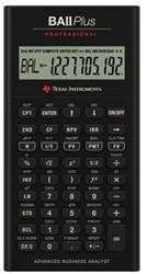 Texas Instruments financiële rekenmachine BA II Plus Professioneel