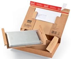 Wikkelverpakking met klemfolie voor smartphone Colompac 11 x 13,5 cm pk/20