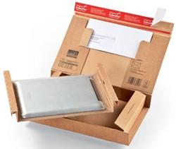 Wikkelverpakking met klemfolie voor tablet Colompac 23 x 16,5 cm pk/20