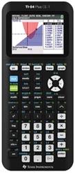 Grafische rekenmachine TI-84 Plus CE-T zwart Texas Instruments