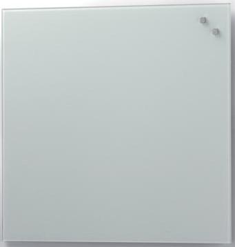 Magnetisch glasbord Naga wit 45 x 45cm
